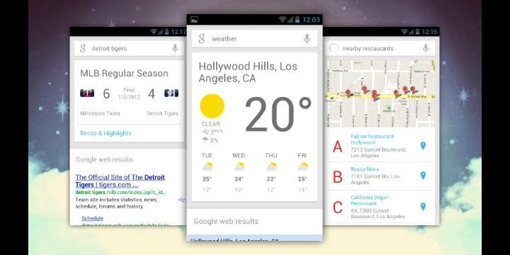 Diseña tus propios comandos para Google Now