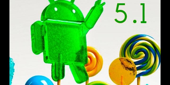 10 interesantes novedades de Android 5.1 Lollipop
