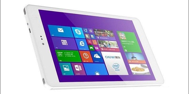 Review: Chuwi Hi8, un tablet potente con Windows y Android a precio reducido