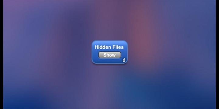Cómo ver archivos ocultos en Mac
