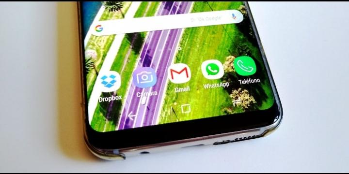 Cómo cambiar de posición los botones de navegación del Galaxy S8