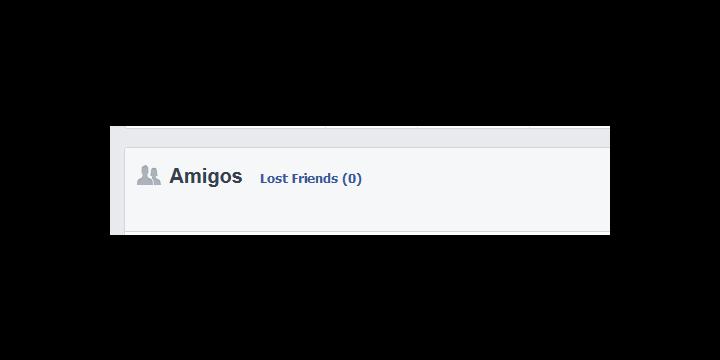 Cómo saber quién te elimina de Facebook