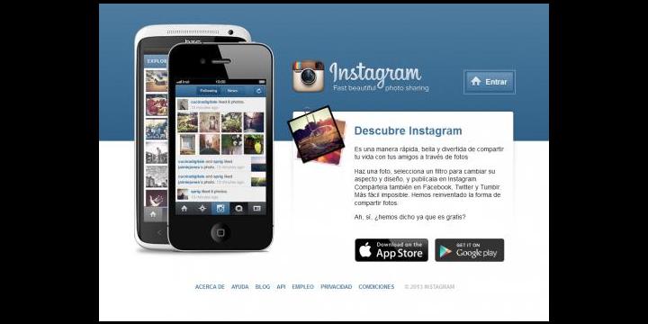Cómo darte de baja de Instagram