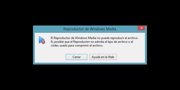 Reproducir archivos OGG con Windows Media Player