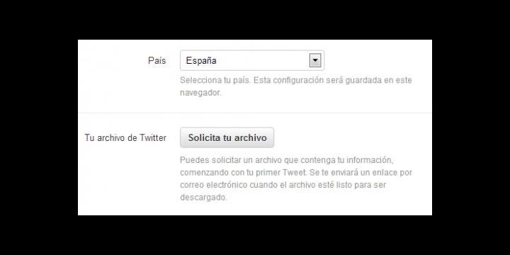 Cómo hacer copia de seguridad de nuestros tweets