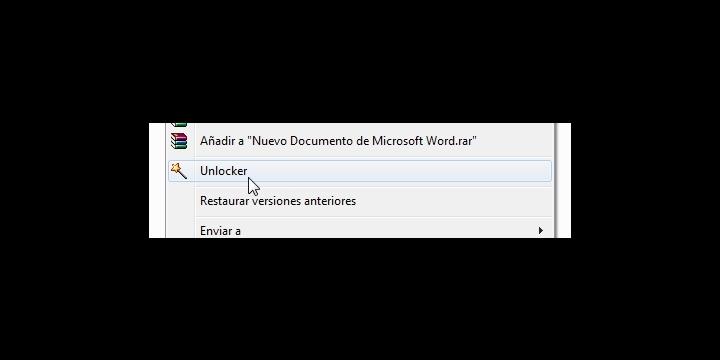 Eliminar archivo que se resiste