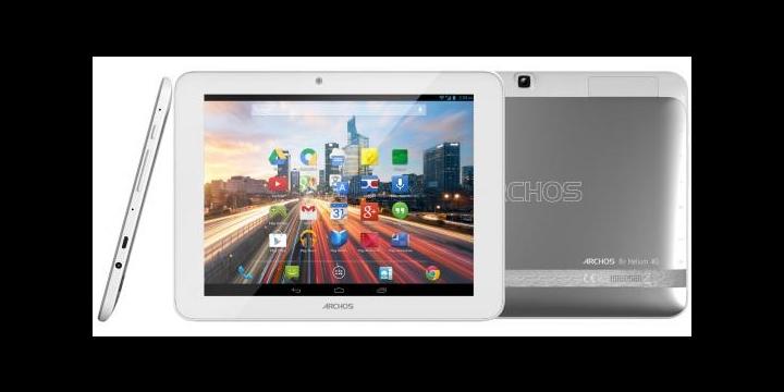 ARCHOS presenta el tablet ARCHOS 80 Helium 4G y el smartphone ARCHOS 50c Oxygen