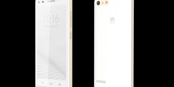 Huawei Ascend G6 con pantalla de 4,5 pulgadas y 4G ya es oficial