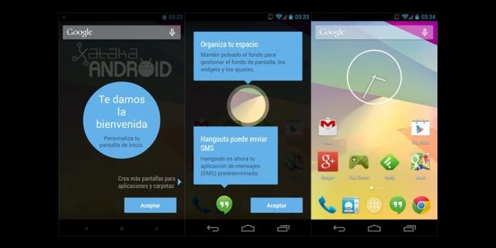 Google Now Launcher ya está disponible en Google Play Store