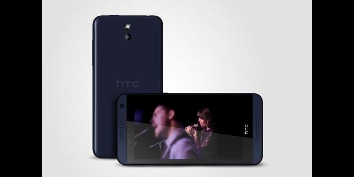 HTC Desire 610, lo nuevo de HTC en el MWC 2014