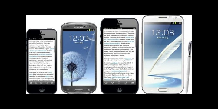 """Apple lanzará este año un iPhone de 4,7"""" y un iPhone de 5,6"""""""