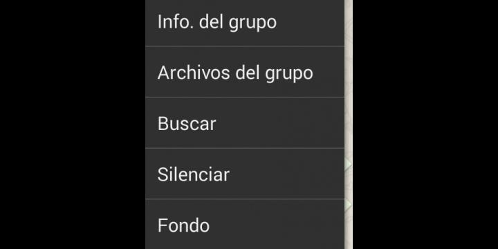 Whatsapp ya permite ocultar las notificaciones de grupos
