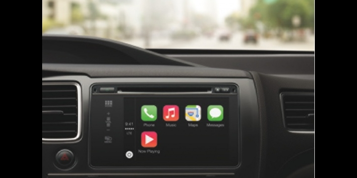 Apple hace oficial CarPlay
