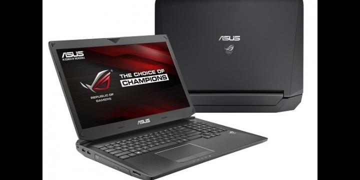 ASUS presenta la Serie G750 de portátiles para gaming con Nvidia GeForce GTX 880M