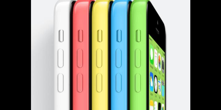 Apple tiene más de 3 millones de iPhone 5C sin vender