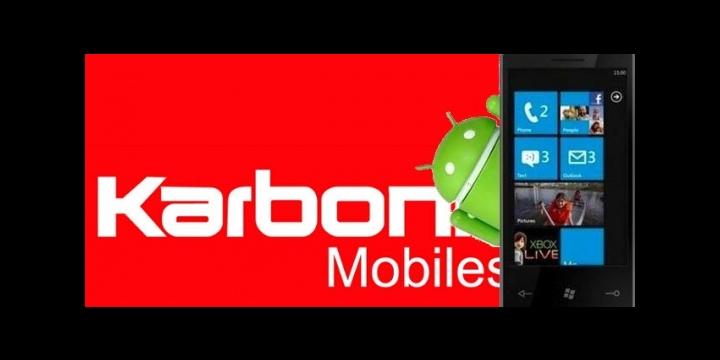 El primer smartphone con Windows Phone y Android llegará en septiembre