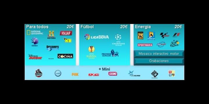 Movistar Fusión TV es la nueva oferta que combina ADSL o fibra con televisión y móvil