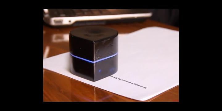 Pocket Printer, una mini impresora que imprime desplazándose sobre el papel