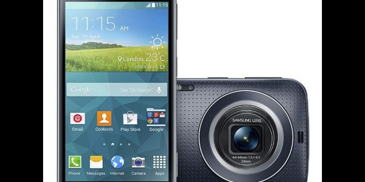 Samsung Galaxy K Zoom, el sustituto del Galaxy S4 Zoom ya es oficial