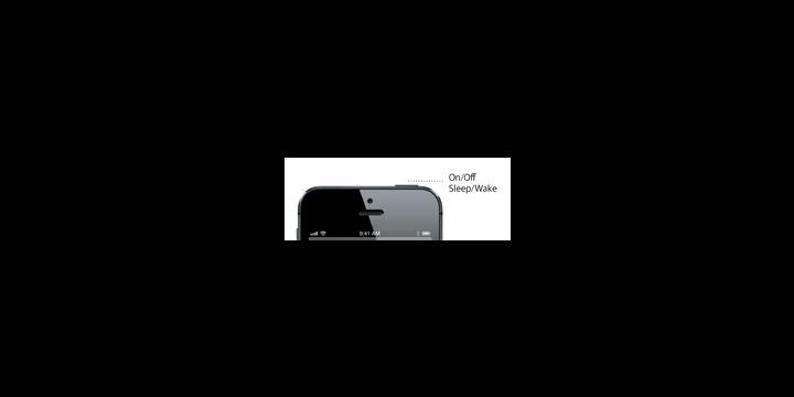 Apple solucionará el problema con el botón de bloqueo en iPhone 5