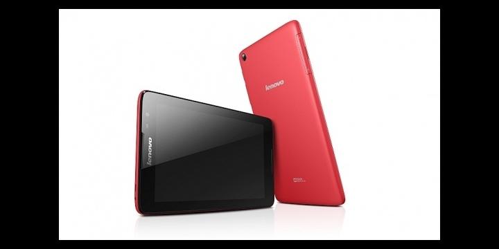 Lenovo A7-50, Lenovo A8 y Lenovo A10, las nuevas tablets Android de Lenovo
