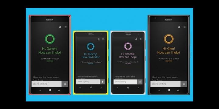 Cortana no llegará a iOS ni Android