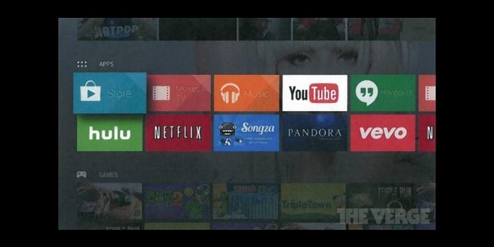 Android TV, el televisor inteligente de Google llegará en junio