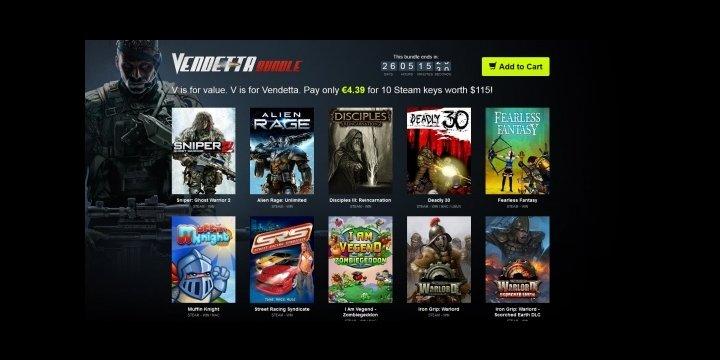 10 juegos para ordenador por menos de 5 euros