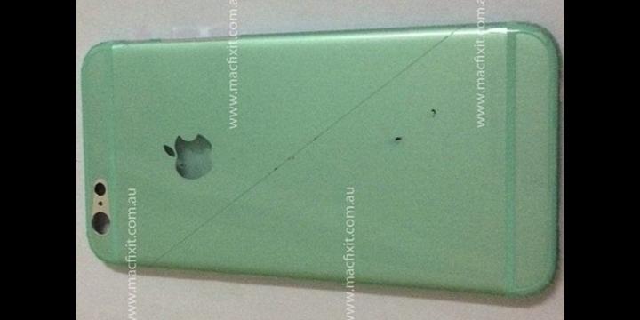 Se filtra la carcasa del iPhone 6