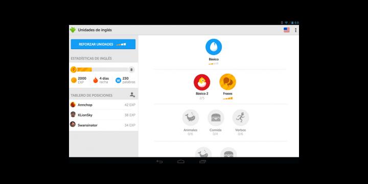 5 apps para aprender inglés en Android