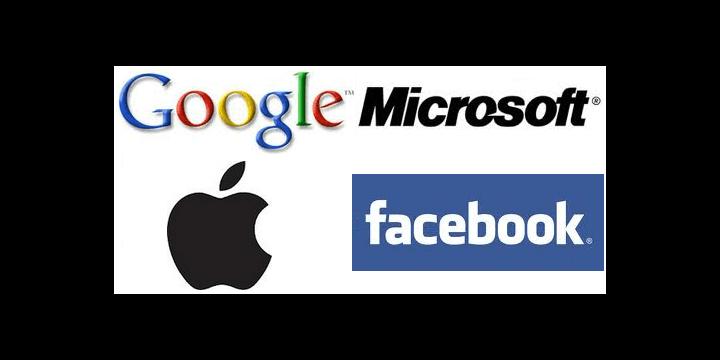 Apple, Facebook, Microsoft y Google te avisarán cuando el Gobierno acceda a tus datos