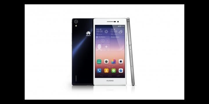 Huawei Ascend P7, la nueva bestia con tan solo 6,5mm de grosor