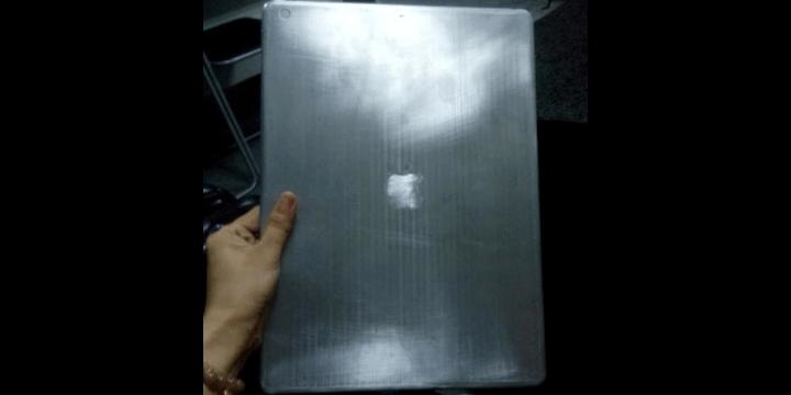 El iPad Pro se deja ver en una maqueta filtrada