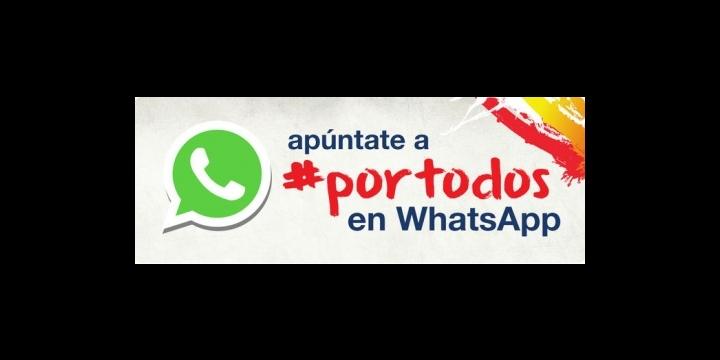 Mediaset usará WhatsApp durante el Mundial de Brasil