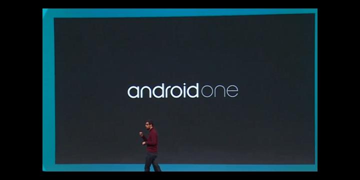 Google presenta Android One