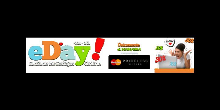 eDay verano 2014: Lunes de rebajas online