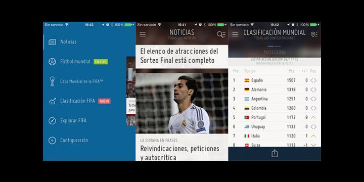 Las 5 mejores apps para seguir el Mundial de Brasil