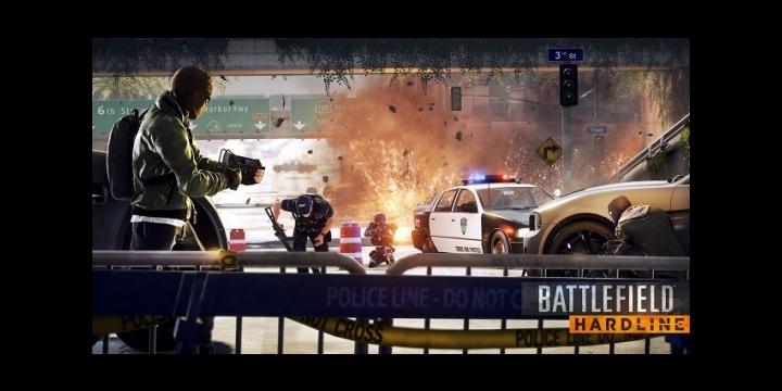 Ya está disponible la beta de Battlefield: Hardline, que sale a la venta el 21 de octubre