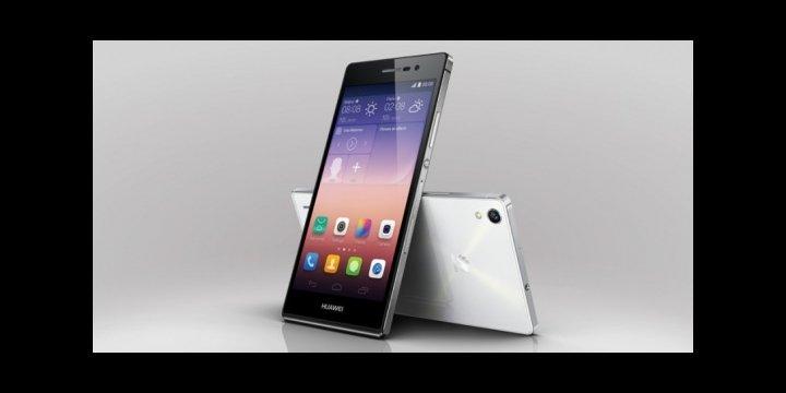 Precios del Huawei Ascend P7 con Vodafone, Orange y Yoigo