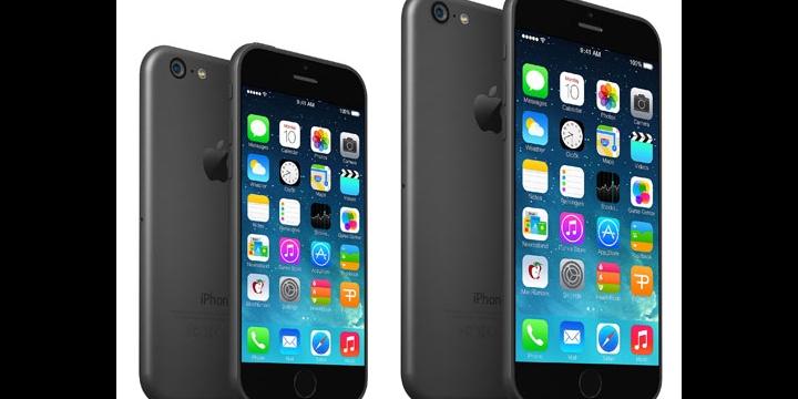 iPhone 6 de 5,5 pulgadas costará 100 euros más