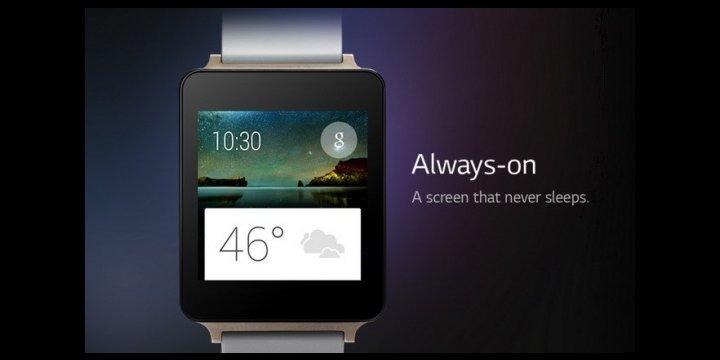 LG G Watch y Samsung Gear Live: especificaciones internas