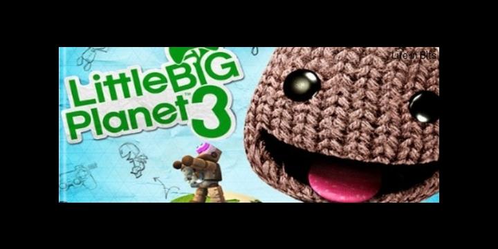 LittleBigPlanet 3 saldrá a la venta en noviembre para PS4
