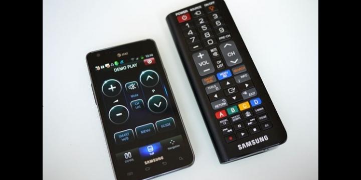Convierte tu smartphone en un mando a distancia
