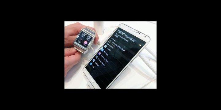 Samsung presentará su primer smartwatch con Android Wear en la Google I/O