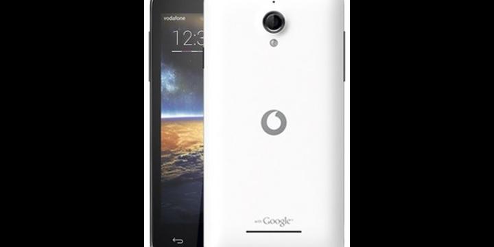 Vodafone Smart 4, el nuevo smartphone del operador