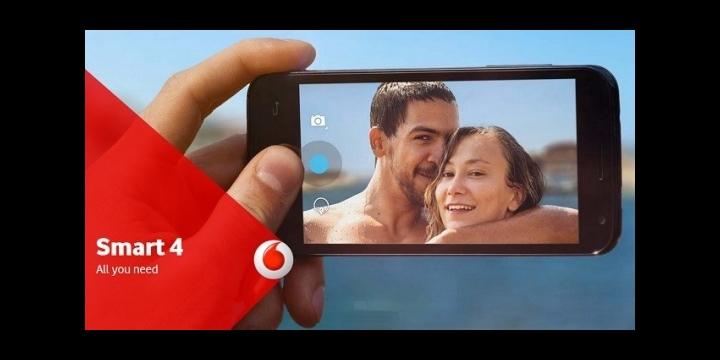 Vodafone Smart 4 Turbo y Power, los dos nuevos smartphones de marca blanca