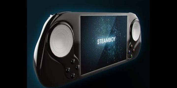 Steamboy, la videoconsola portátil con SteamOS