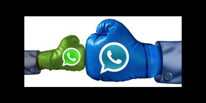 WhatsApp Plus supera en descargas al WhatsApp oficial