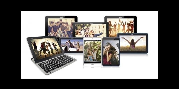 Wolder presenta 8 nuevas tablets con Android 4.4 KitKat