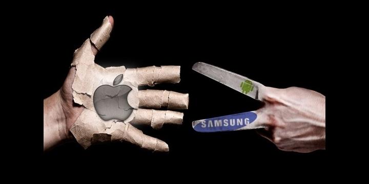 Samsung se ríe de la autonomía del iPhone 5S